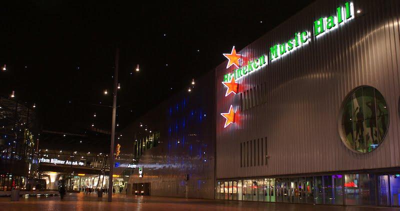 Heineken Music Hall, Amsterdam, Shirley de Jong
