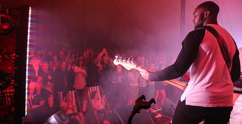 Jake Isaac, Curious Arts Festival 2016, Sky Tickets