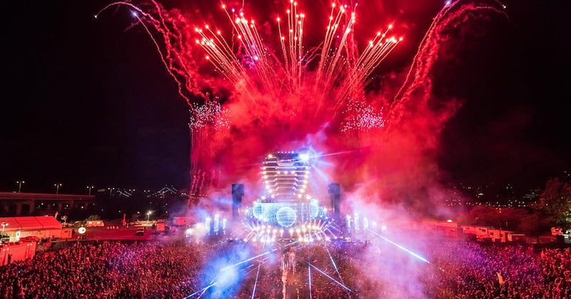 Electric Zoo New York 2016, Made Event