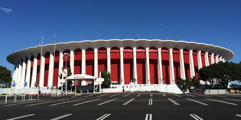 The Forum, Los Angeles, Arena Alliance