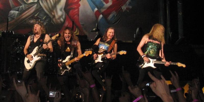 Iron Maiden, Paris, 2008, Metalheart