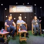 Sam Bush, Stephan Thanscheidt, Herman Schueremans, Michaela Maiterth, Eamonn Forde, Festival 2020, International Festival Forum (IFF) 2016