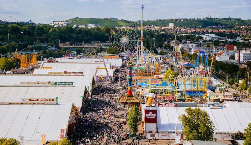 In.Stuttgart.de Cannstatter Volksfest, Germany, T. Niedermüller