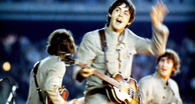 Paul McCartney, The Beatles, Shea Stadium, Apple Corps