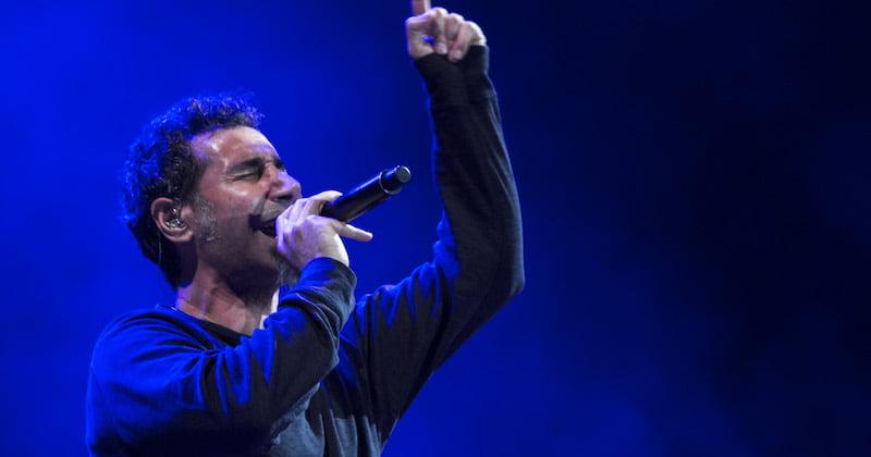 Serj Tankian, System of a Down, Santiago Gets Louder 2014, Macarena Viza