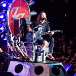Dave Grohl, Foo Fighters, San Diego, 2015, dudegeoff