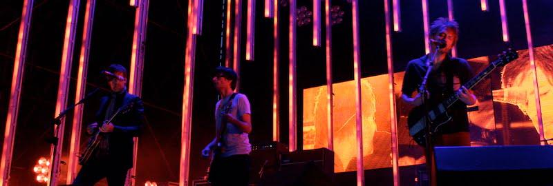 Radiohead, Daydream 2008, Barcelona, Alterna2