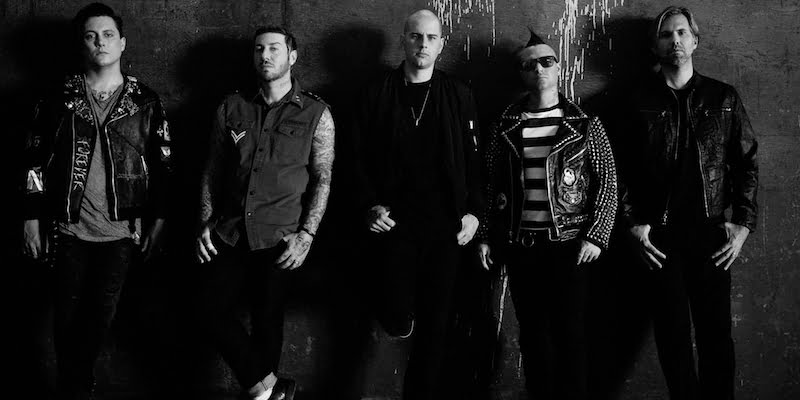 Avenged Sevenfold, UMG, VRTGO