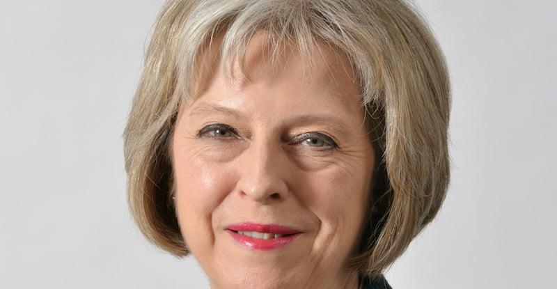 Theresa May, UK Home Office