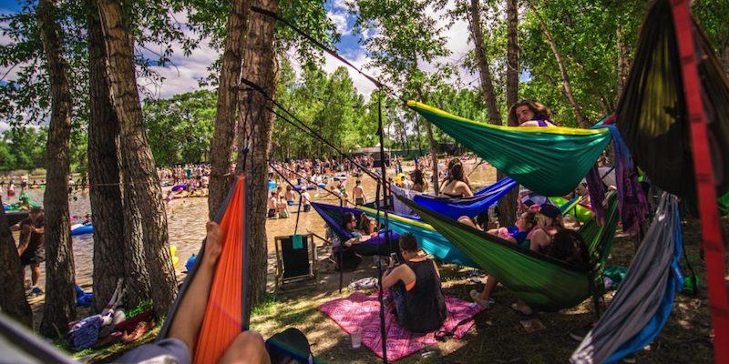 Festivalgoers, Vertex 2015, Buena Vista, Madison House