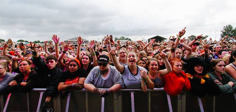 Groovin' the Moo 2016, Maitland, Just One Life, pill testing
