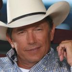 George Strait, Stacey Huggins