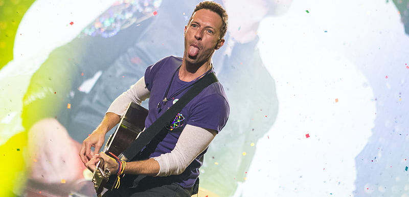 Chris Martin, Coldplay, Claudio Poblete
