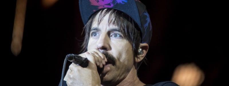Red Hot Chili Peppers, Nova Rock 2016, M. Krobath/ANSPress Society News
