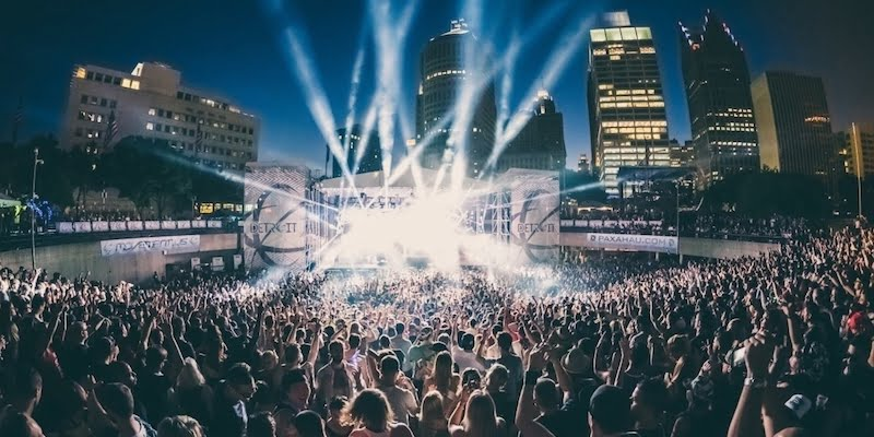 Movement festival, Detroit, Flavorus, See Tickets