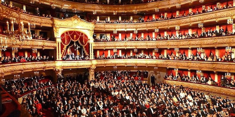 Bolshoi Theatre, Moscow, .art domain