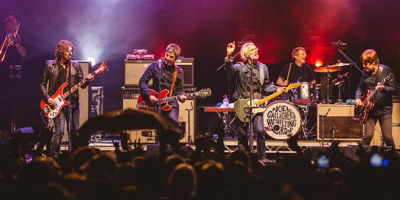 Noel Gallagher, Paul Weller, Festival №6 2016