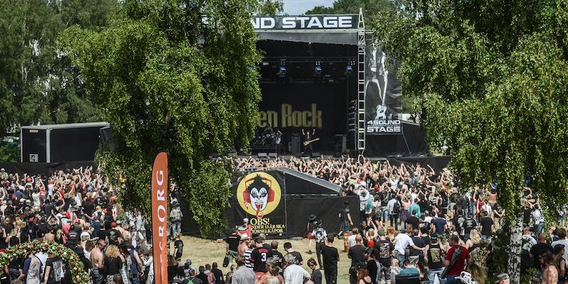 Sweden Rock will forego 2021 festival season