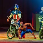 Marvel Universe Live!, Hubert Yu, Deutsche Entertainment AG