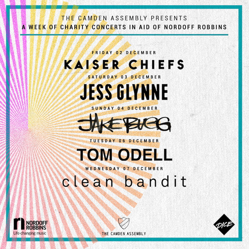 Nordoff Robbins charity gigs, Camden Assembly