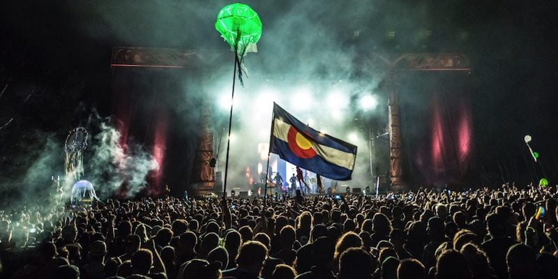 Vertex festival 2016, Buena Vista, Colorado, Madison House Presents