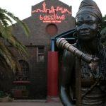 Bassline, Johannesburg, Brenda Fassie statue