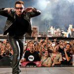 Bono, Coimbra City Stadium, 2010, U2, Ezequiel Español