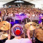 Camp Cope, St Jerome's Laneway Festival 2017, Brisbane, Matt Warrell
