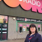 Ailsa Oliver, Metro Radio Arena, Newcastle, SMG Europe