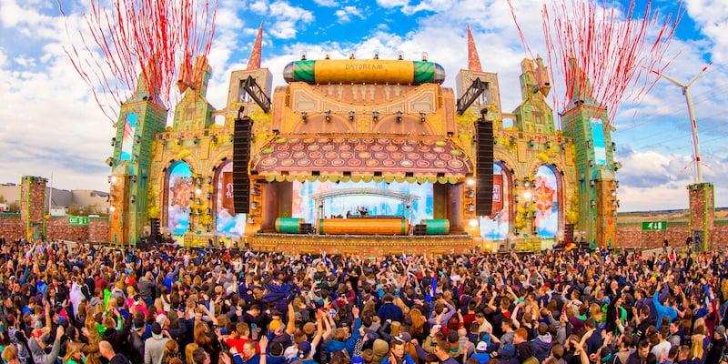 Daydream Festival 2016, WeAreTheNight.com