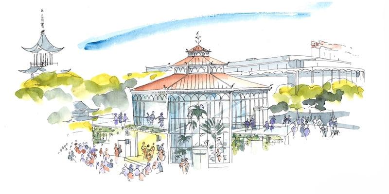 Orangeriet, Tivoli, Jesper Andersen