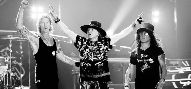 Guns N' Roses (GNR), ITB