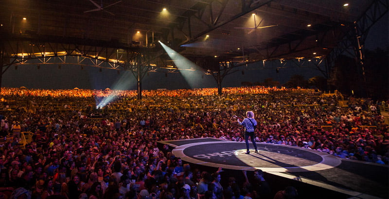 Jiffy Lube Live, Bristow, Virginia, Live Nation
