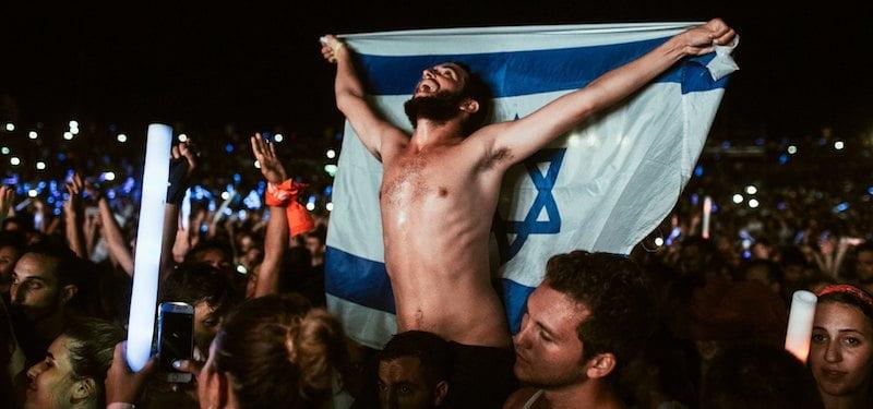 Major Lazer fans, September 2016, Bluestone Entertainment, Tel Aviv, Israel, Live Nation