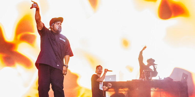 Ice Cube, Parklife 2016, Manchester, The Warehouse Project, Skiddle