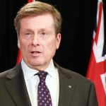 John Tory, mayor of Toronto, Alex Guibord