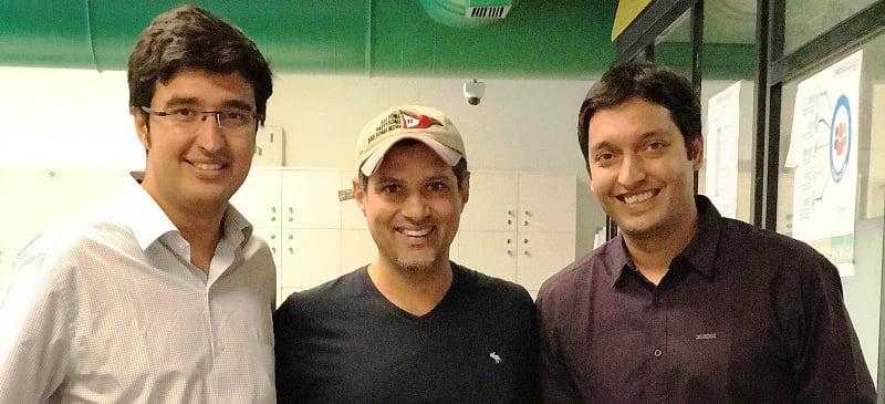 Sanchit Malik, Ashish Hemarajani, Sachin Sharma, BookMyShow, Townscript