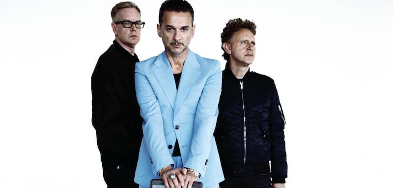 Depeche Mode, BBC Radio 6 Music Festival 2017