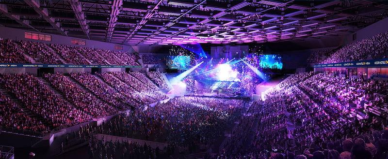 AccorHotels Arena, Paris