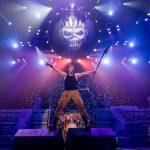 Iron Maiden, Auditorio Citibanamex, Monterrey, Mexico, March 2016, The Book of Souls world tour