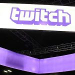 Twitch sign, PAX South 2016, San Antonio, Daniel Benavides