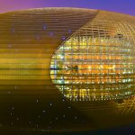 National Centre for the Performing Arts venue, the Big Egg, Beijing