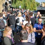 2016 International Festival Forum delegates, Dingwalls, Camden