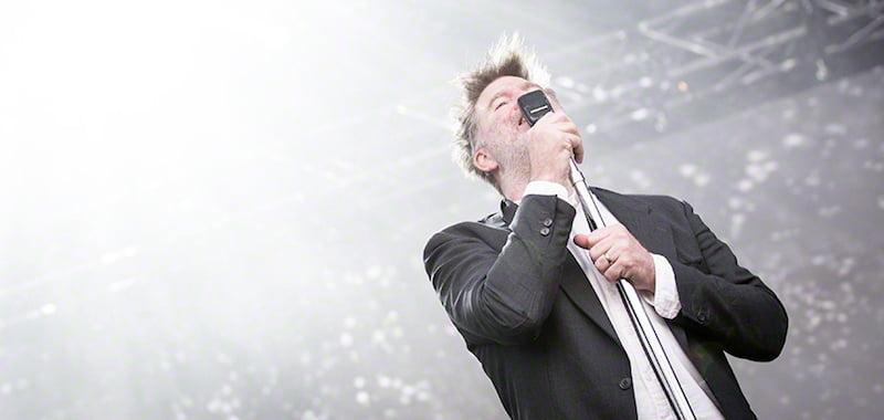 James Murphy, LCD Soundsystem, Quart Festival 2016, Kristiansand, Tore Sætre, Mysteryland USA