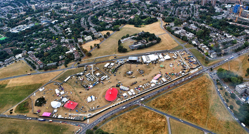 Blackheath, London, OnBlackheath Festival 2016, Harvey Goldsmith, Crosstown Concerts