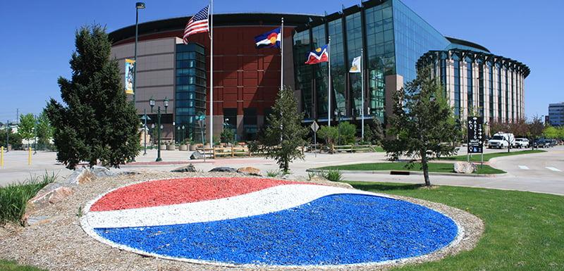 Pepsi Center, Denver, Colorado