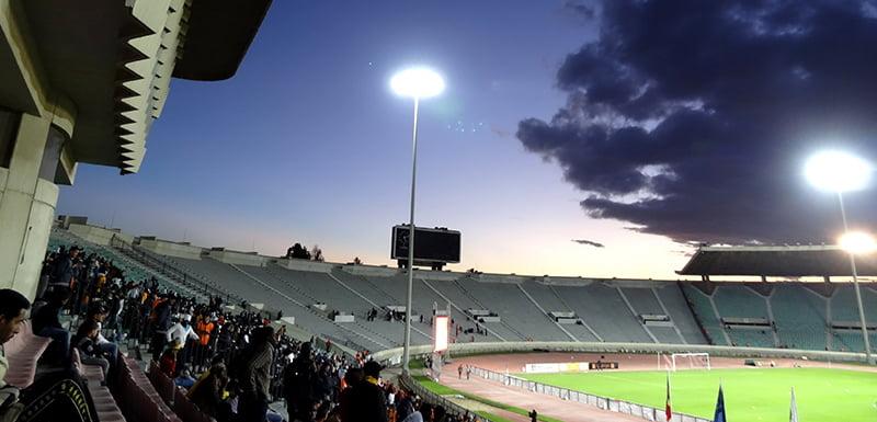 Stade Mohamed V, Casablanca, Morocco
