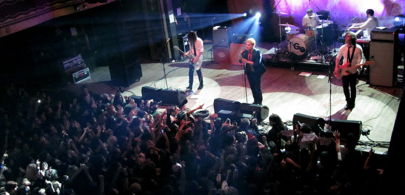 Webster Hall, New York, AEG Presents, The Bowery Presents, Brooklyn Sports & Entertainment