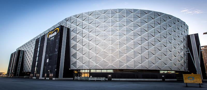 Friends Arena, Stockholm, Sweden, AEG Facilities