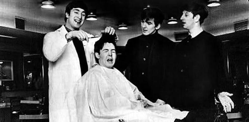Beatles hair cut, Catawiki